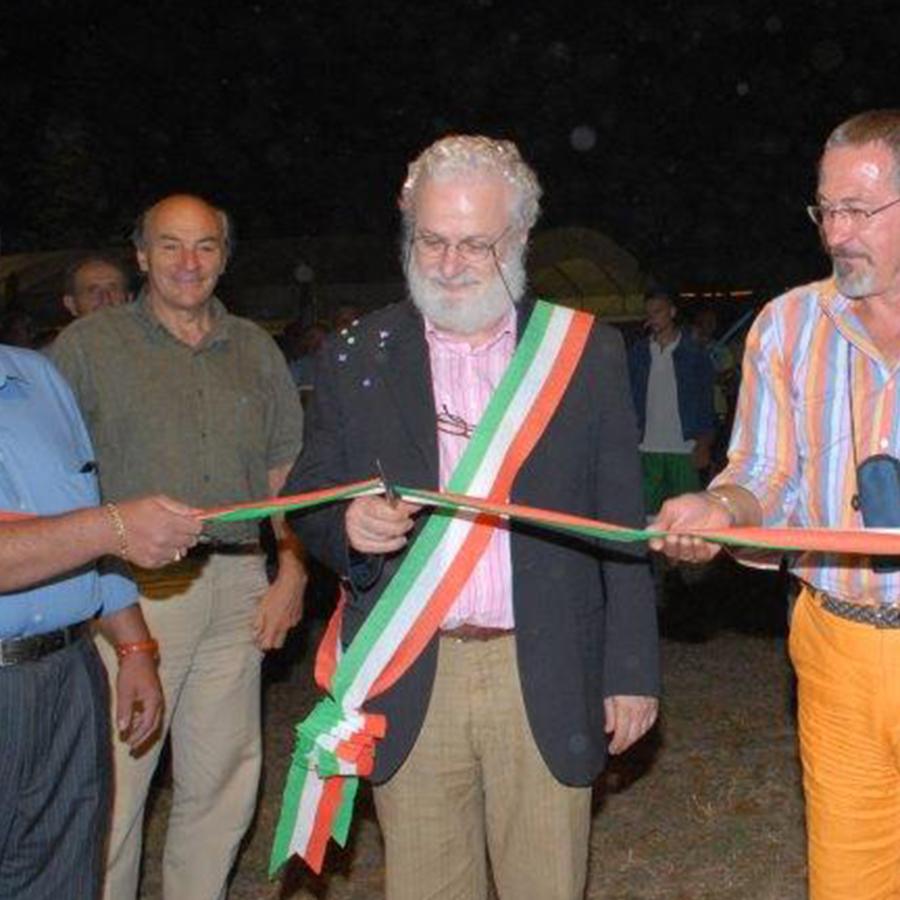 2008 FRANCESCO TONUCCI Pedagogo, fondatore della Città dei Bambini