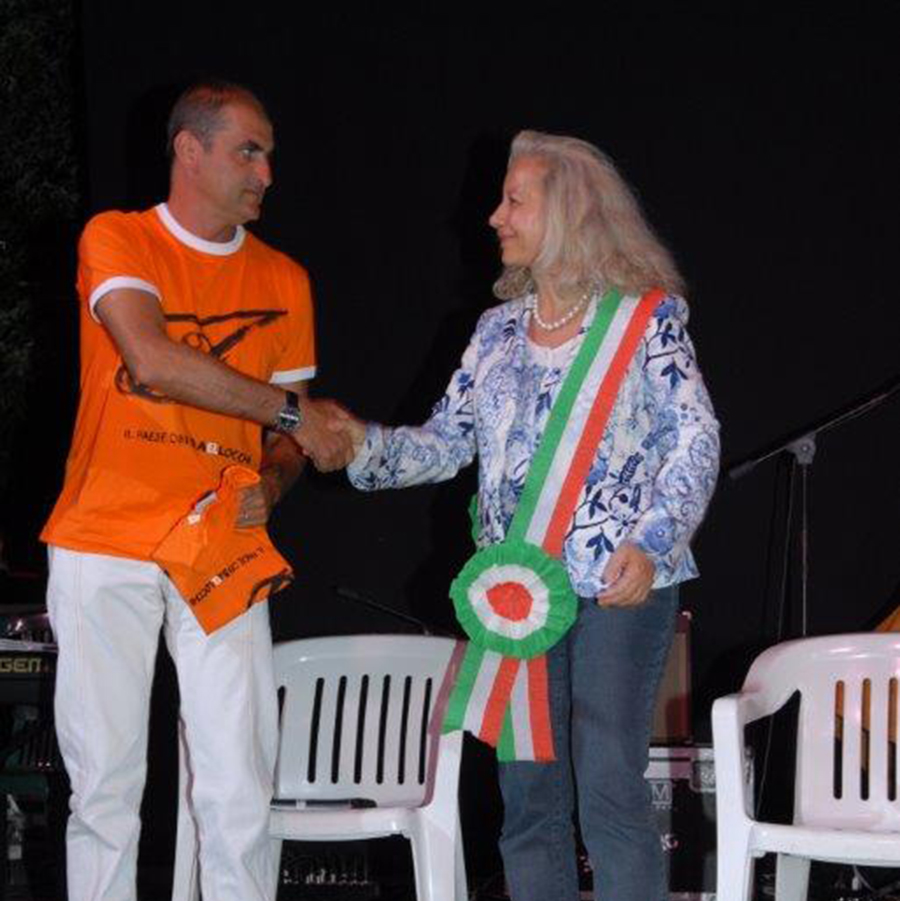 2009 MARIA GRAZIA BETTUZZI Pediatra e Presidente Onlus Ambac