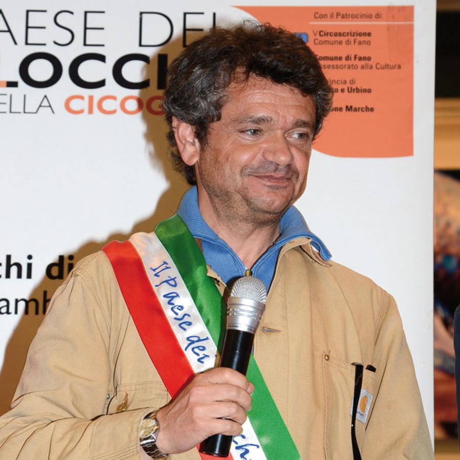 2013 ANDREA SEGRÈ Docente ed economista, ideatore del progetto Last Minute Market