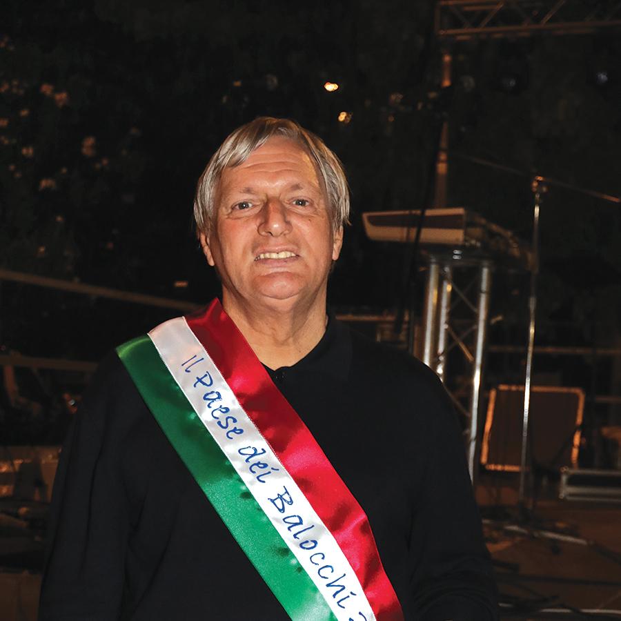 2016 DON LUIGI CIOTTI Ispiratore e fondatore dell'Associazione Libera contro i soprusi delle mafie