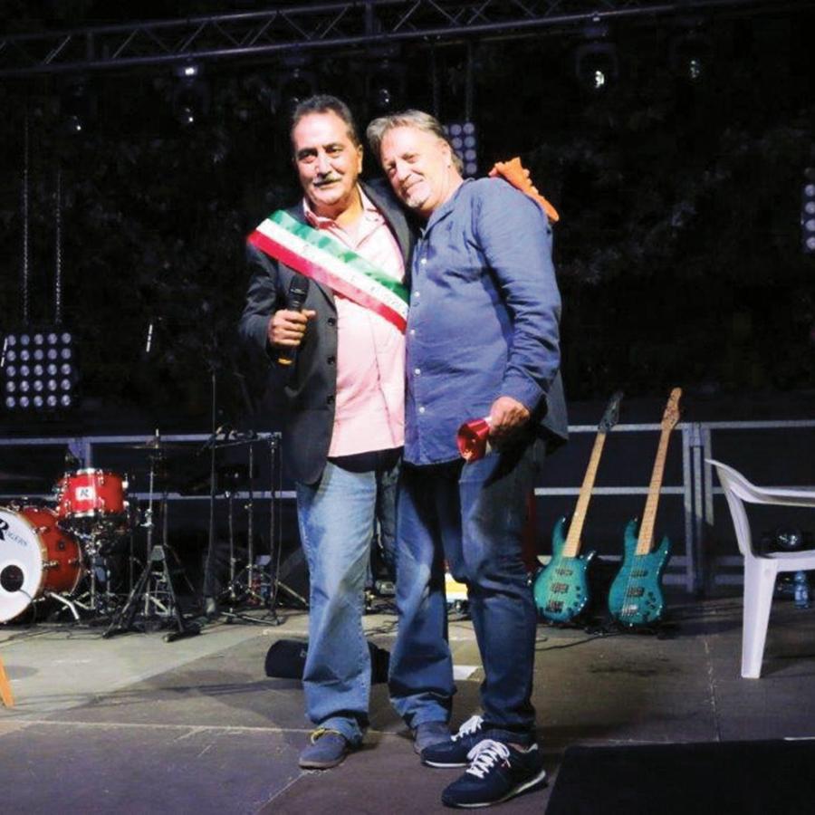 2017 SILVESTRO MONTANARO Regista, giornalista ed autore